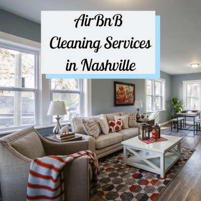 nashville airbnb cleaning