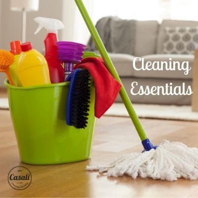 Casali Cleaning Essentials